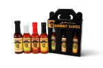 Hotter Than A MoFo Hot Sauces Gift Pack